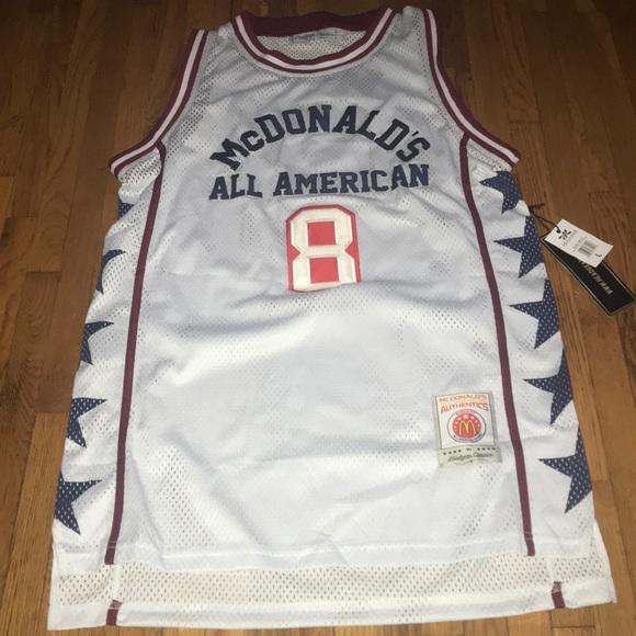 best website 94921 69656 McDonald's All American: Kobe Bryant jersey